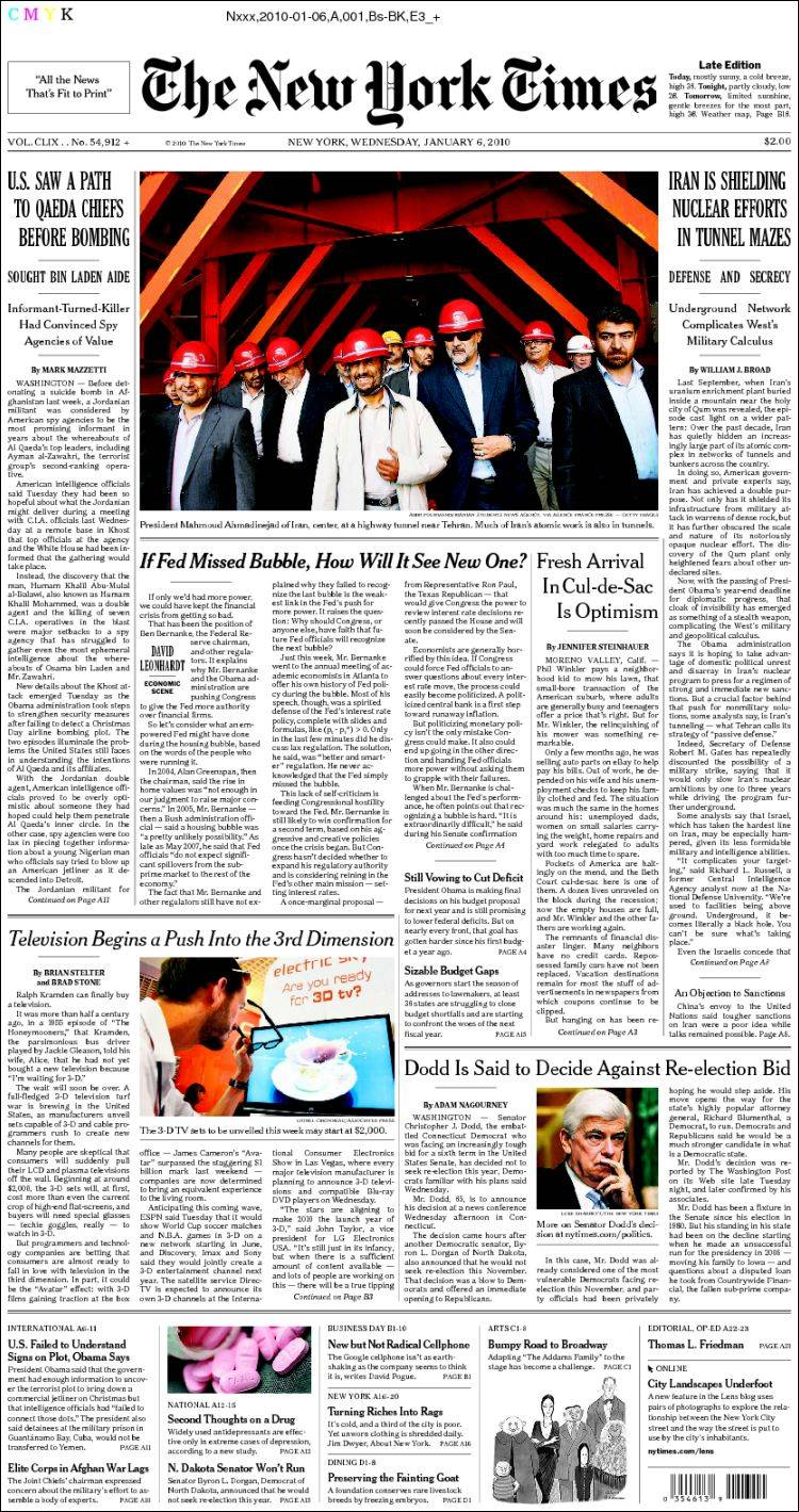 New york times usa new york general press