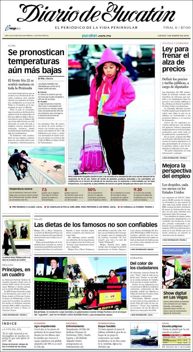 Diario yucatan