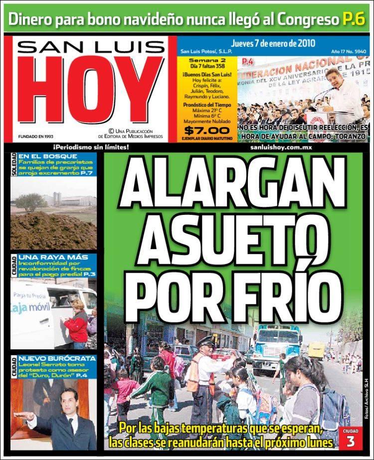 Diario Nuevo Dia De Coro Venezuela Prensa De Venezuela | Autos Weblog