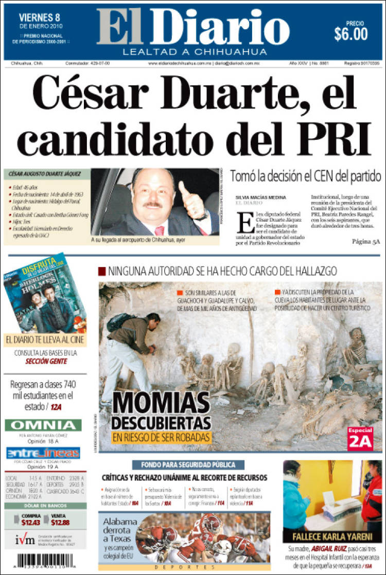 diario de juarez chihuahua: