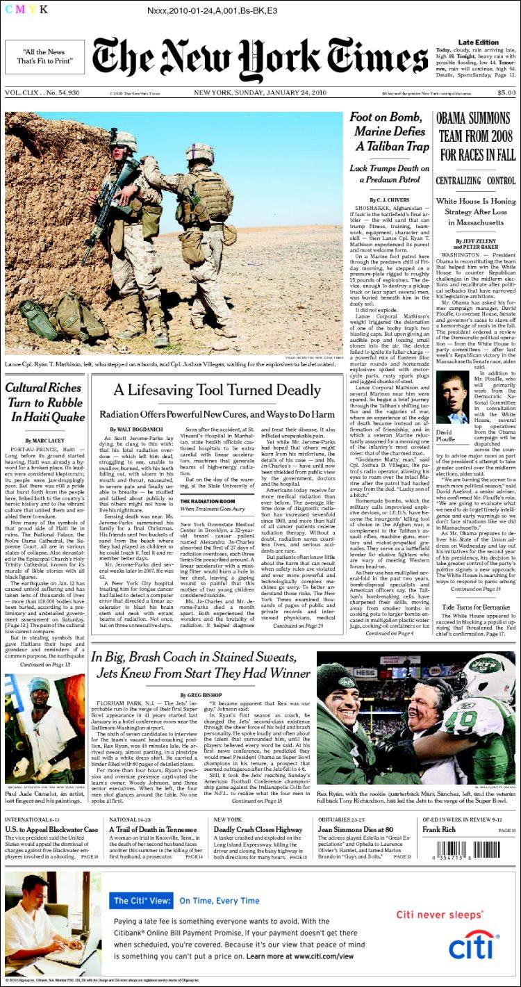 an analysis of a new york times paper On may 26, 2004, the new york times issued an apology for its coverage of  iraq's  failed to provide what most readers expect from the us newspaper of  record:  falk provide a thorough and convincing analysis of how the new york  times.