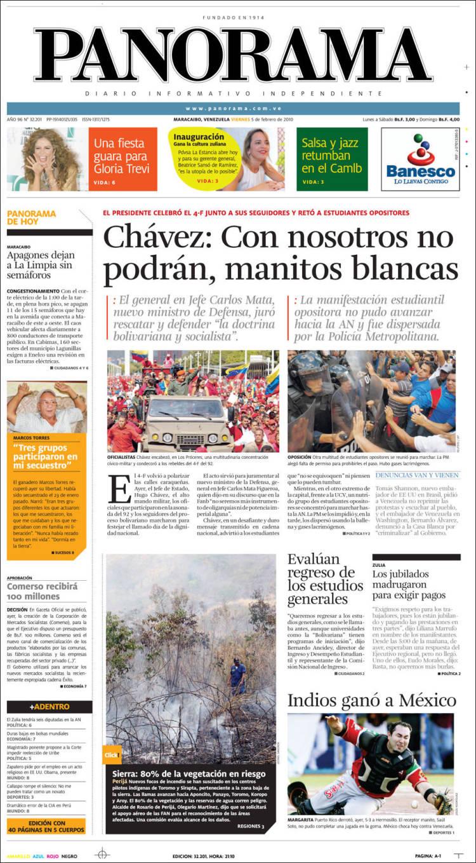 Venezuela - La Prensa