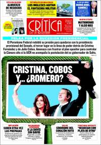 Crítica de la Argentina
