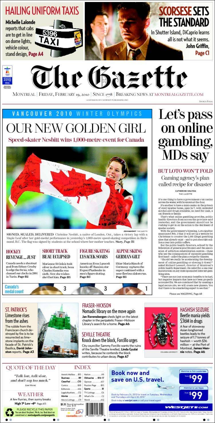 Colorado Springs Gazette Newspaper Subscription - Lowest ... |The Gazette Newspaper
