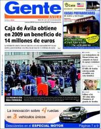 Gente en Ávila