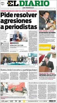El Diario de Coahuila