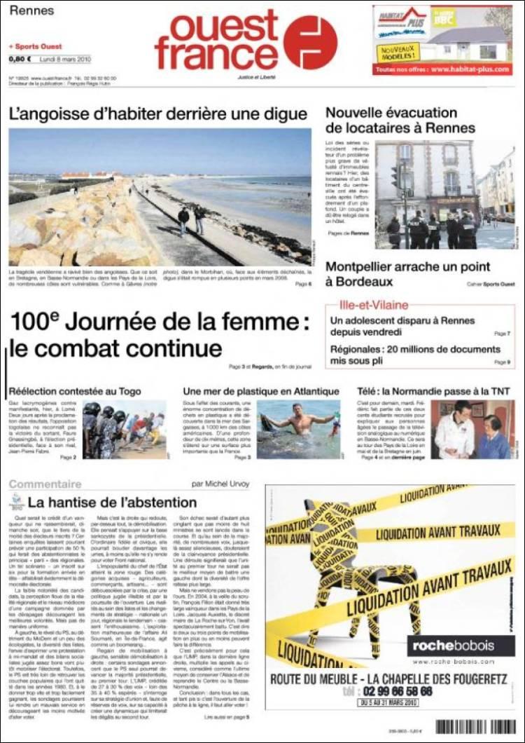 Ouest France: Piratage de Sony. La Cor e du Nord menace les tats-Unis