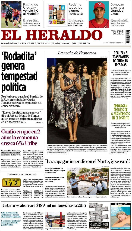 El Heraldo De Barranquilla