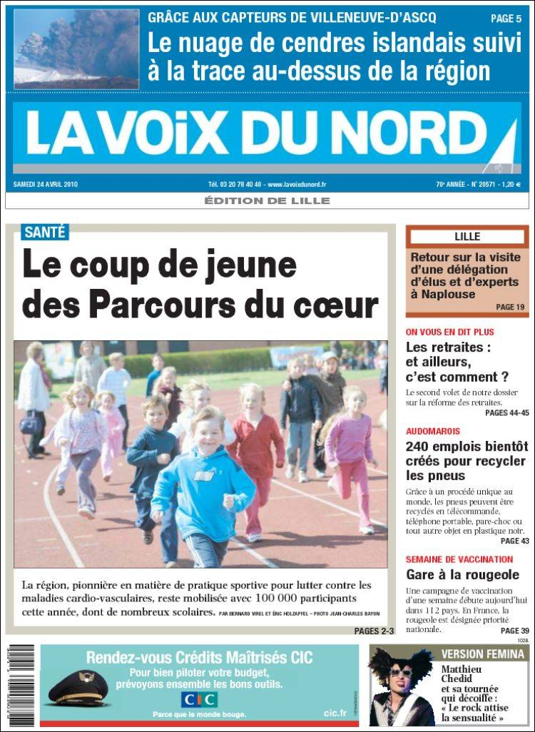 Journal La Provence Edition Alpes