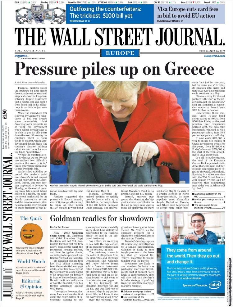 an analysis of the jameel v wall street journal europe sprl case What should a journalist learn from this case repeated emphasis upon the reputation wall street journal v wall street journal europe sprl.