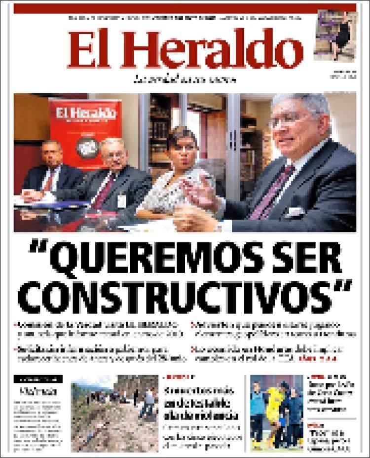 el heraldo noticias de honduras tegucigalpa diario de el ...