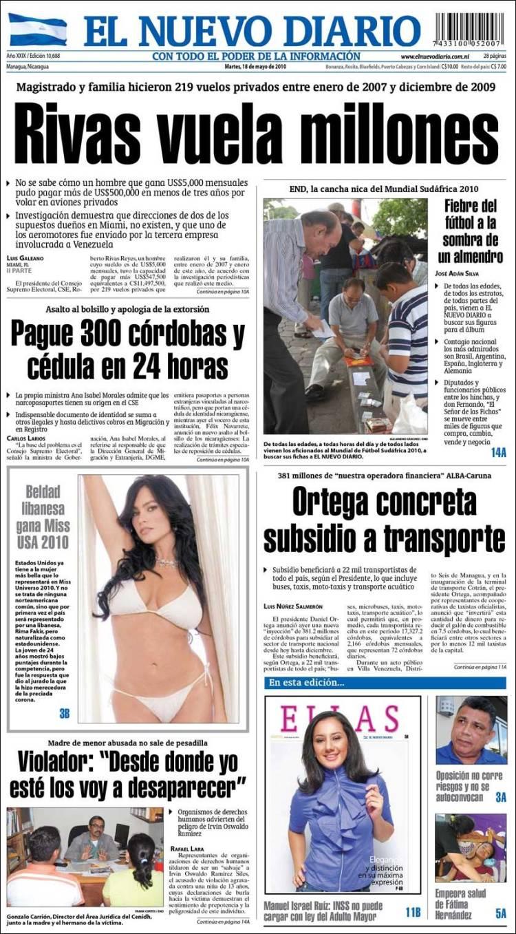 Fotos del nuevo diario 93