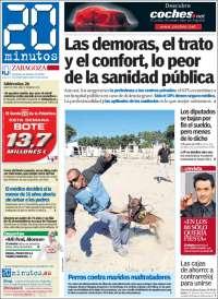 20 Minutos - Zaragoza