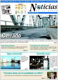 Portada de Noticias de la Costa (Argentine)