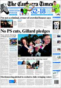 The Canberra Times