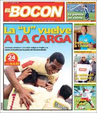 Portada de El Bocón (Pérou)