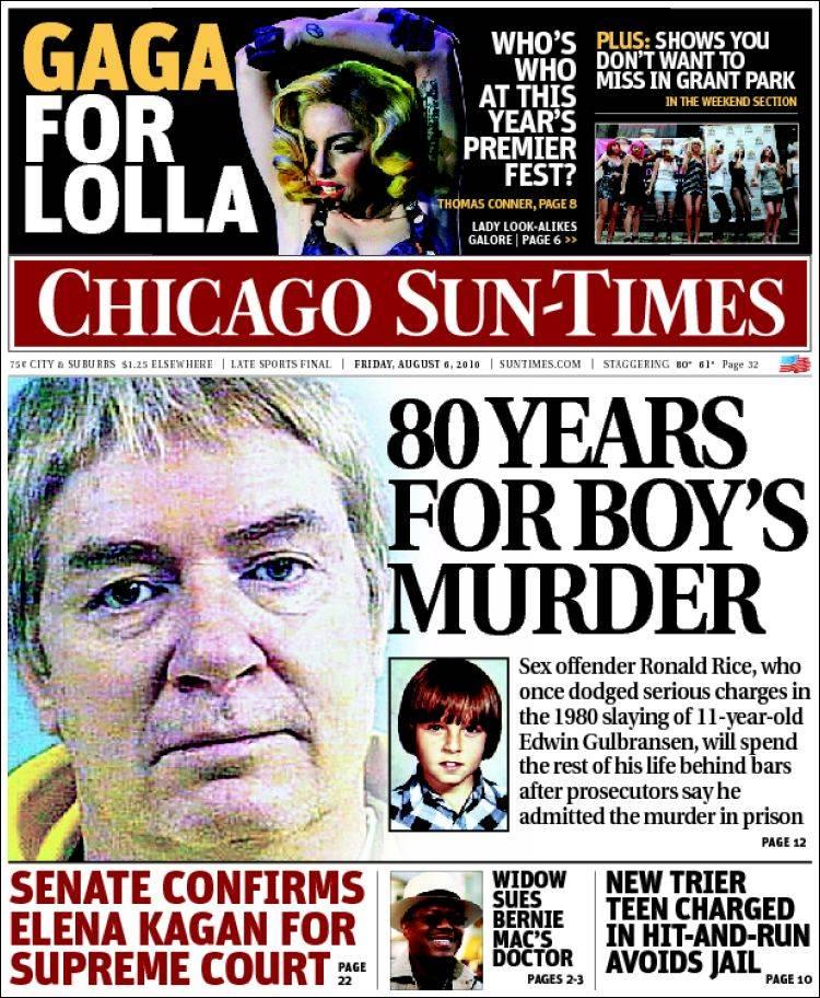 Chicago Sun Times Photos