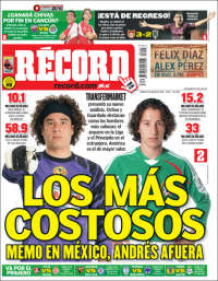 Record - Guadalajara