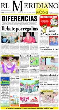 El Meridiano de Córdoba