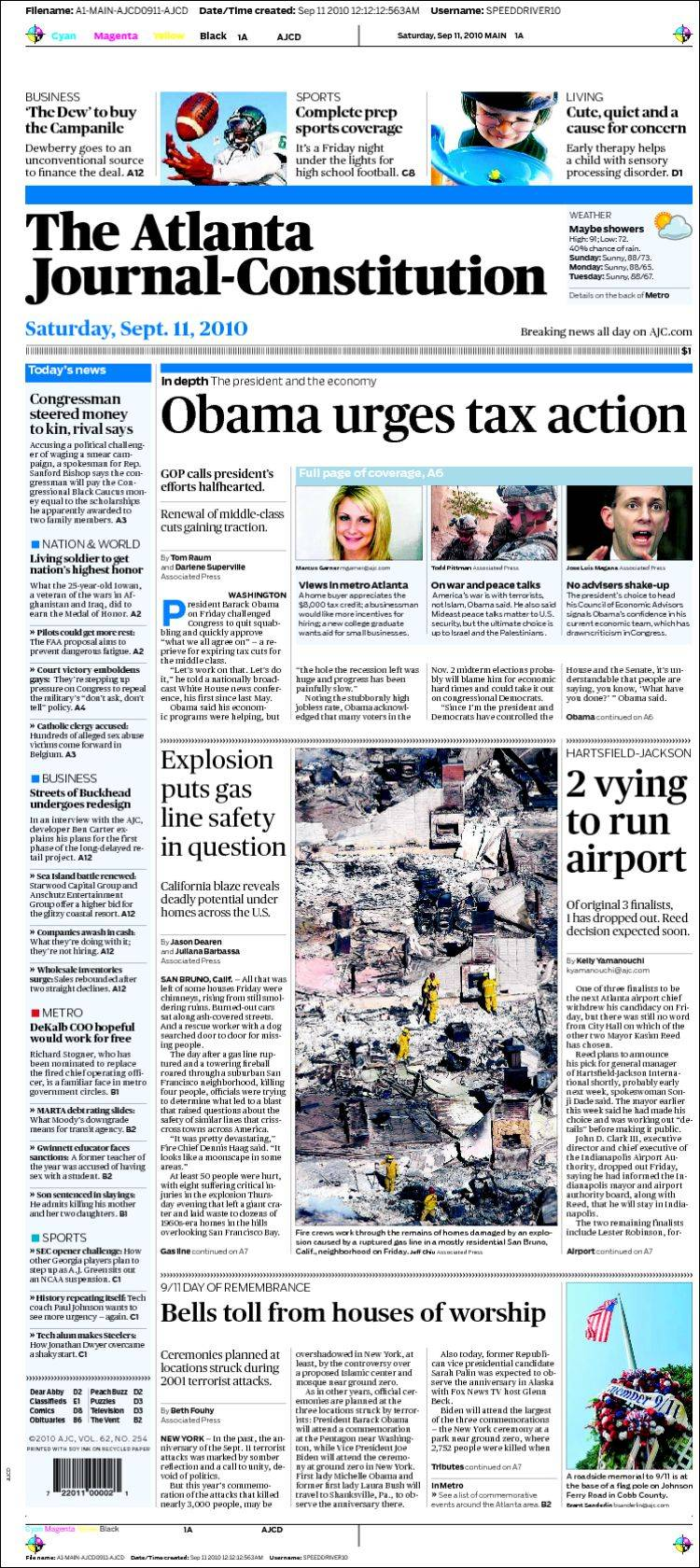 newspaper the atlanta journal