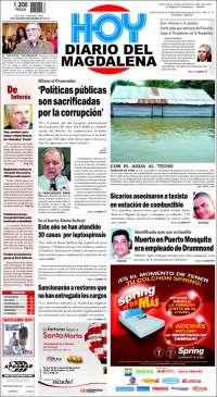 Hoy Diario del Magdalena