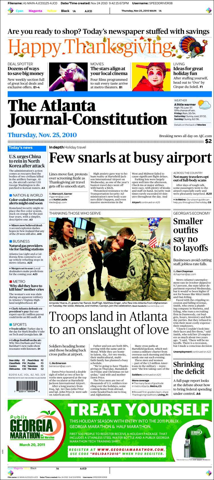 an analysis of the atlantic journal in the atlantic constitution The atlanta journal-constitution - 2018-03-27 us, allies unite, expel russians over spy case nursing board asks legislators for power.