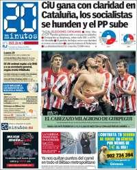 20 Minutos - Bilbao
