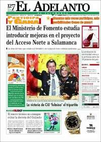 El Adelanto de Salamanca