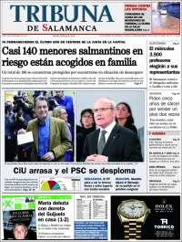 La Tribuna de Salamanca