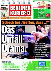 Berliner Kurier - Startseite BK