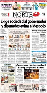 sobre diario ciudad juarez