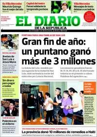 LAS TAPAS DE LOS DIARIOS 2010